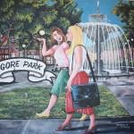 Hutch's Gore Park Mural