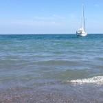Hutch's Beach Boat
